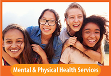 Image button: Mental & Physical Health Services