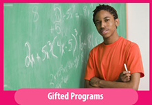 Image button: Gifted Programs