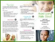 Thumbnail image of School-Parent Compact Middle School Sample -   Schoolwide Specific