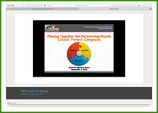 Thumbnail image of Webinar: School-Parent Compacts