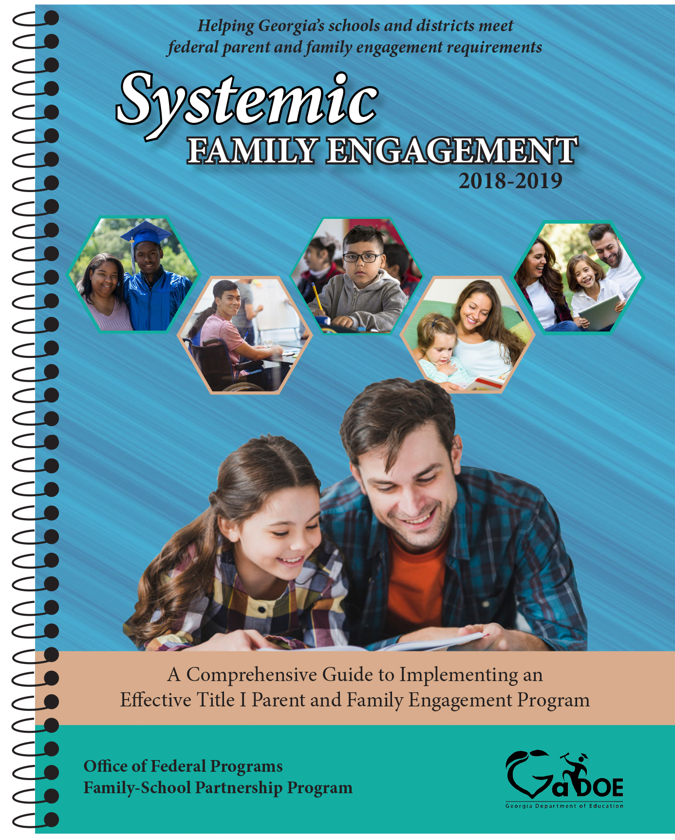 Thumbnail image of the 2017-2018 Family Engagement handbook